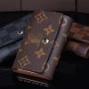 กระเป๋าใส่พวงกุญแจ Louis Vuitton เกรด พรีเมี่ยม ลายตาราง สี น้ำตาล - ดำ