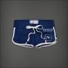 กางเกงขาสั้นผ้ายืดผู้หญิง กางเกงขาสั้น Abercrombie & Fitch (AF) ไซส์ M