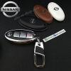 New กรอบ_เคส ใส่กุญแจรีโมทรถยนต์ Nissan March,X-Trail,Navara,Juke,Pulsar Smart Key 3 ปุ่ม