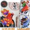 [KOI #2] หนังสือลายสักปลาคาฟ หนังสือสักลาย รูปลายสักสวยๆ รูปรอยสักสวยๆ สักลายสวยๆ ภาพสักสวยๆ แบบลายสักเท่ๆ แบบรอยสักเท่ๆ ลายสักกราฟฟิก Koi Carp Fish Tattoo Manuscripts Flash Art Design Outline Sketch Book (A4 SIZE)