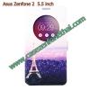 เคส asus zenfone 2 5.5 ze550ml/ze551ml ฝาพับ flip cover PARIS NIGHT
