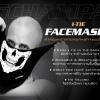 โม่งคลุมหัวขี่มอเตอร์ไซค์ Balaclava Skull หัวก่ะโหลก ผูกหลัง