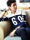 เสื้อเชิ๊ตแขนยาว แฟชั่นเกาหลี