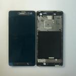 ขอบเฟรมเคสกลาง รองจอ รองบอร์ด Xiaomi MI4 สีขาว ของแท้