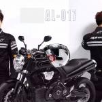 เสื้อการ์ดขี่มอเตอร์ไซค์ Alpinestar สีดำ AL-017