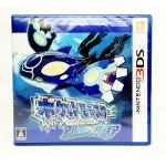 3DS (Jap.) Pokemon : Alpha Sapphire