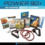 POWER 90: Tony Horton's Total Body Transformation 90 Day Boot Camp 3 DVD