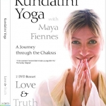Maya Fiennes: Kundalini Yoga Love & Truth 2 DVDs
