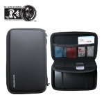 กระเป๋า Hard Pouch Bag กันกระแทก สีดำ ยี่ห้อ Black-Horns สำหรับ new 3DS LL/XL