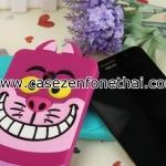 เคส asus zenfone 5 ซิลิโคน การ์ตูน 3D CHESHIRE CAT
