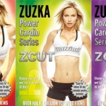 ZCUT Power Cardio Series 3 Dvd Set