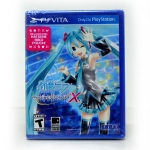 PS Vita™ Hatsune Miku: Project Diva X Zone 1 US / English