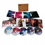 ดีวีดี ออกกำลังกาย พิลาทิส โยคะ - PiYO (ไพโย) - 5 DVDs Boxset