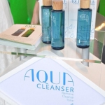 Aqua Cleanser ทำความสะอาดผิวหน้า