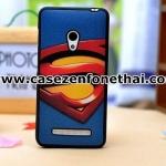 เคส asus zenfone 6 My Colors เคส TPU ลายการ์ตูน SUPERMAN