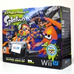 Wii U 32GB Splatoon Deluxe Set (Version 5.3.2)