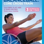 Balance Ball Core Cross Train with Tanja Djelevic