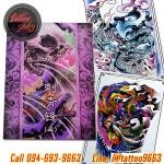 [SKULL #2] หนังสือลายสักหัวกะโหลก หนังสือสักลาย รูปลายสักสวยๆ รูปรอยสักสวยๆ สักลายสวยๆ ภาพสักสวยๆ แบบลายสักเท่ๆ แบบรอยสักเท่ๆ ลายสักกราฟฟิก Skull Tattoo Manuscripts Flash Art Design Outline Sketch Book (A4 SIZE)