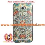 เคส asus zenfone max zc550kl TPU พิมพ์ลาย 3D Mysterious Compass