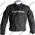 ชุดขี่มอเตอร์ไซค์ เสื้อแจ็คเก็ต เสื้อการ์ดอ่อน DUHAN D-020 ไซค์ XL