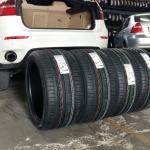 Bridgestone Dueler Hp sport RFT 275/40-20 BMW X6