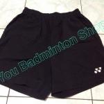 (Code 02) กางเกงขาสั้น Yonex สีดำ แท้ (Made in Japan)