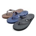 รองเท้าแตะ รองเท้าลำลอง ผู้ชาย Abercrombie & Fitch สี ดำ,น้ำเงิน