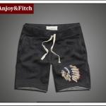 กางเกงขาสั้นผ้ายืดชาย กางเกงขาสั้น Abercrombie Fitch Men (AF)