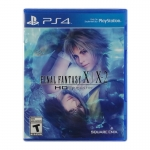 PS4 Final Fantasy X/X-2 HD Remaster Zone 1 US / English