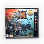 3DS (JP) Monster Hunter X (cross) Zone JP / Japanese