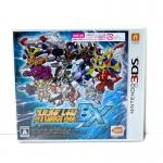 3DS (JP) Super Robot Taisen BX Zone JP / Japanese Version