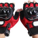 ถุงมือ Pro-Biker ขี่มอเตอร์ไซค์