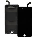 ราคาหน้าจองานแท้+ทัชสกรีน iphone 6 plus สีดำ อะไหล่เปลี่ยนหน้าจอแตก ซ่อมจอเสีย
