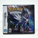 Nintendo DS™ Pokemon Diamond Version / Zone US / English สินค้าหายาก *จำนวนจำกัด* สำหรับสะสม