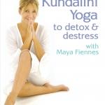 Maya Fiennes_Detox - Destress