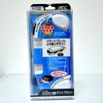 L2/R2 Button Grip Cover (White) สำหรับ PSVita 2000 PCH-200x ยี่ห้อ JEC™ ของแท้จากญี่ปุ่น