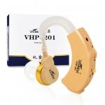 [VHP-201] เครื่องช่วยฟังอนาล็อกแบบคล้องหลังหู แถมถ่าน 30 ก้อน หูฟังคนแก่ อุปกรณ์ช่วยฟัง หูช่วยฟัง เครื่องช่วยหูฟัง หูฟังสําหรับคนหูตึง หูฟังสําหรับคนหูหนวก หูฟังสําหรับผู้สูงอายุ Zinbest VHP-201 BTE Adjustable Tone Analog Hearing Aid BTE Sound Amplifier