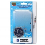 ++ TPU Hori ของแท้หายาก จากญี่ปุ่น ++ TPU Case for New 3DS LL/XL สีกากเพชร Hori TPU Diamond