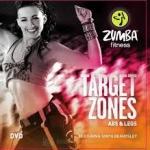 เต้นออกกำลังกายเฉพาะส่วน - Zumba Target Zones 3 DVDs set