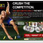 ดีวีดีออกกำลังกาย INSANITY: The ASYLUM Volume 2 - Elite Training 30-day DVD Workout 7 DVDs