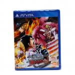 PS Vita™ One Piece: Burning Blood (English) Zone 3 Asia / Voice:Jp, Sub:Eng