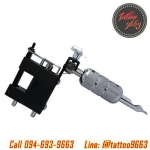 [BLACK] เครื่องสักโรตารี่ เครื่องสักมอเตอร์ เครื่องสักลายแทททู เครื่องสักลงเส้น เครื่องสักลงเงา/ลงสี (BLACK Rotary Tattoo Machine Liner & Shader)