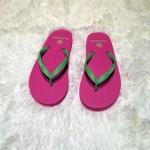 รองเท้าแตะ สำหรับผู้หญิง สีหวานแหวว สไตล์: Flip Flops ไซส์ 37-38-39