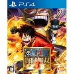 PS4 One Piece Kaizoku Musou 3 zone 2/JPหมด Z3 US Eng. 1190.- มาแล้ว