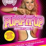 ดีวีดีเต้นออกกำลัง Pump It Up, Burn It, Lost It - The Ultimate Workout