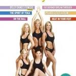 ดีวีดีออกำลังกาย แบบเต้นแอโรบิค - Aerobics Oz Style 6 unique workout programmes Box Set 3 Disc