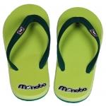 รองเท้าแตะ สำหรับผู้หญิง monobo balloon BO สี เขียว-เหลือง-น้ำเงิน