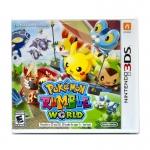 3DS™ Pokemon Rumble World Zone US / English