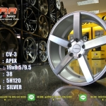 "แม็กซ์ 19"" VOSSEN CV-3 5H112 FOR BENZ"