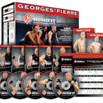 Georges St-Pierre 'Rushfit' Workout Program 8 Week Training Series 6 DVDs